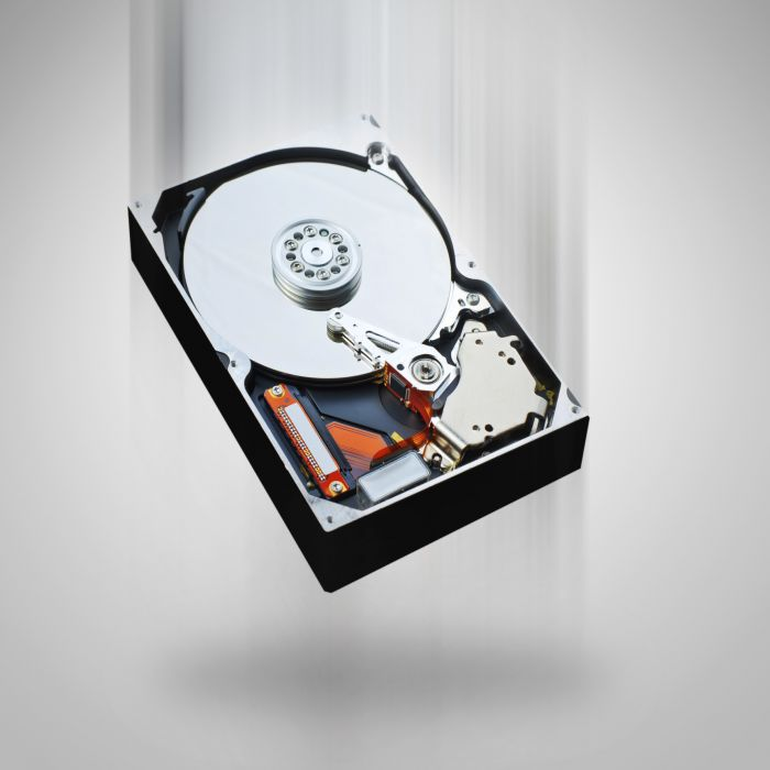 Fixing a Dropped External Hard Drive